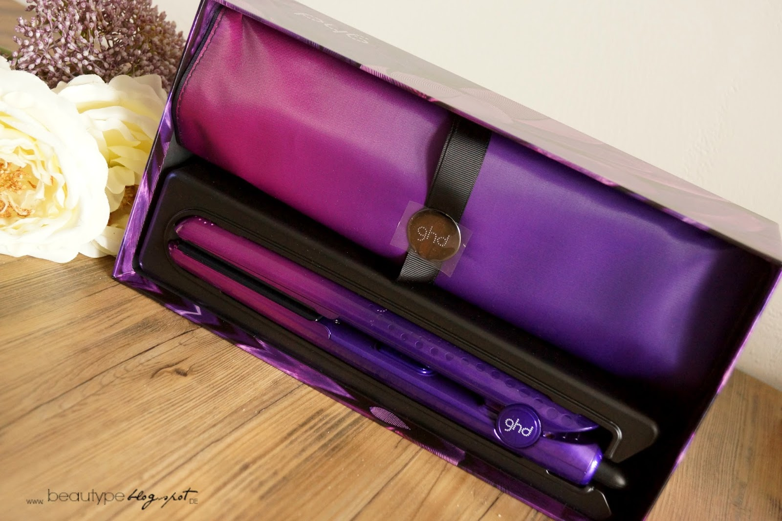 beau ty pe review ghd v sunset professional styler bird of paradies collection. Black Bedroom Furniture Sets. Home Design Ideas