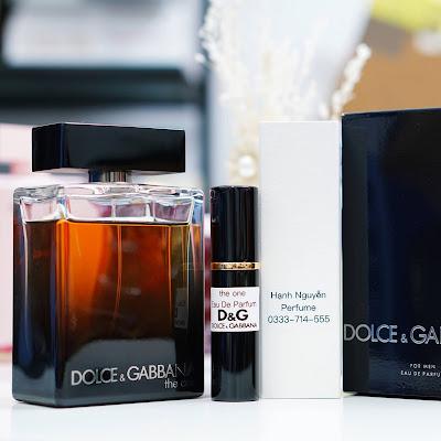 Nước hoa chiết Dolce & Gabbana The One EDP 10ml