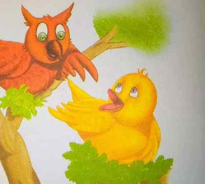 Birds Small Moral Stories In Hindi
