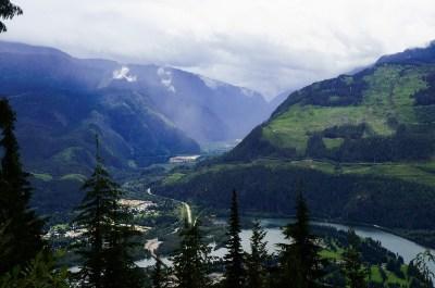 A Hegyek között film egyik helyszíne is British Columbia