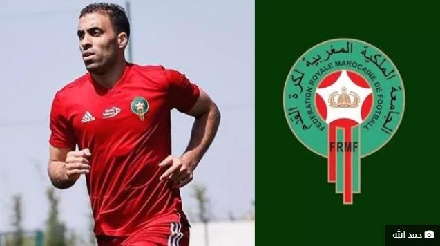 لاعب من البطولة الاحترافية يعوض حمد الله في المنتخب