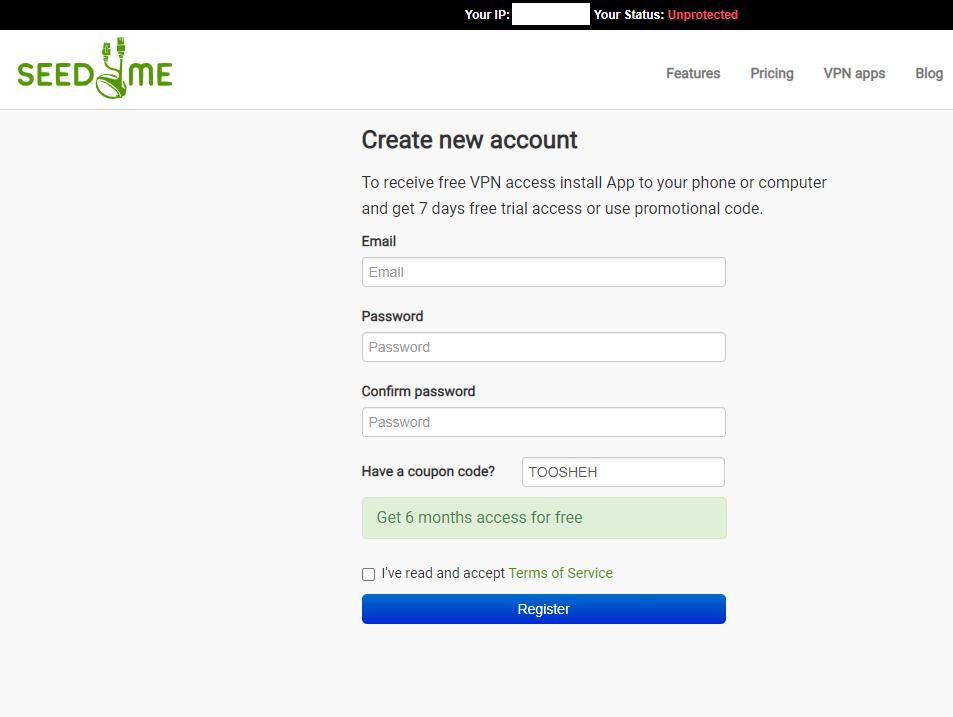 seed4.me register