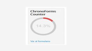 Record Counter for ChronoForms