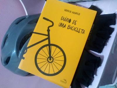 Livro - Diário de uma bicicleta