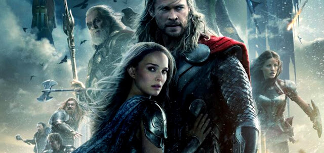 Thor: The dark World - Wide Poster
