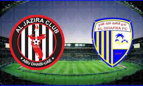 مشاهدة مباراة الجزيرة والظفرة بث مباشر اليوم دوري الخليج العربي الاماراتي