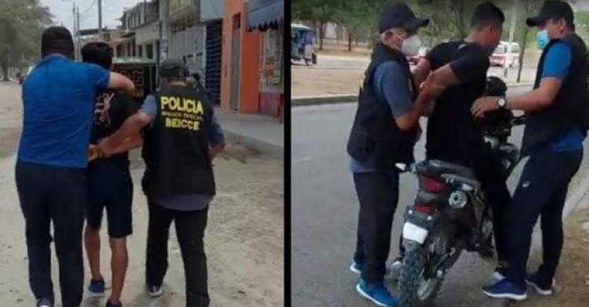 UNP: Policía captura banda que cobraba 13 mil soles a postulantes para ingreso directo a Universidad Nacional de Piura