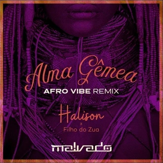 Halison Paixão - Alma Gemea (Feat. Filho Do Zua) (Dj Malvado Afro Vibe Remix)