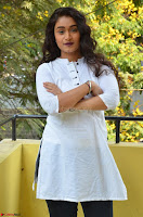 Kiran Chetwani in Denim and White Kurti  Exclusive 019.JPG