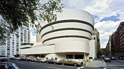The Guggenheim Museum – New york/ABD