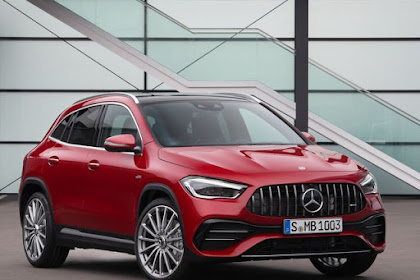 2020 Mercedes-Benz AMG GLA 45 SUV Review, Specs, Price