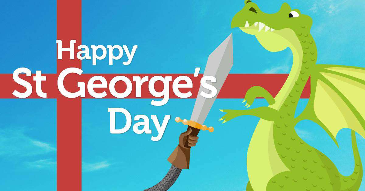 St. George's Day Wishes