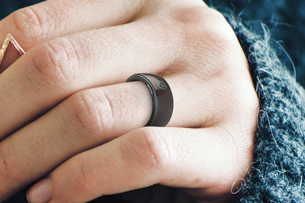 Wearable Health-Tracking Rings