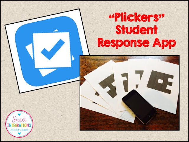 Plickers Student Response App