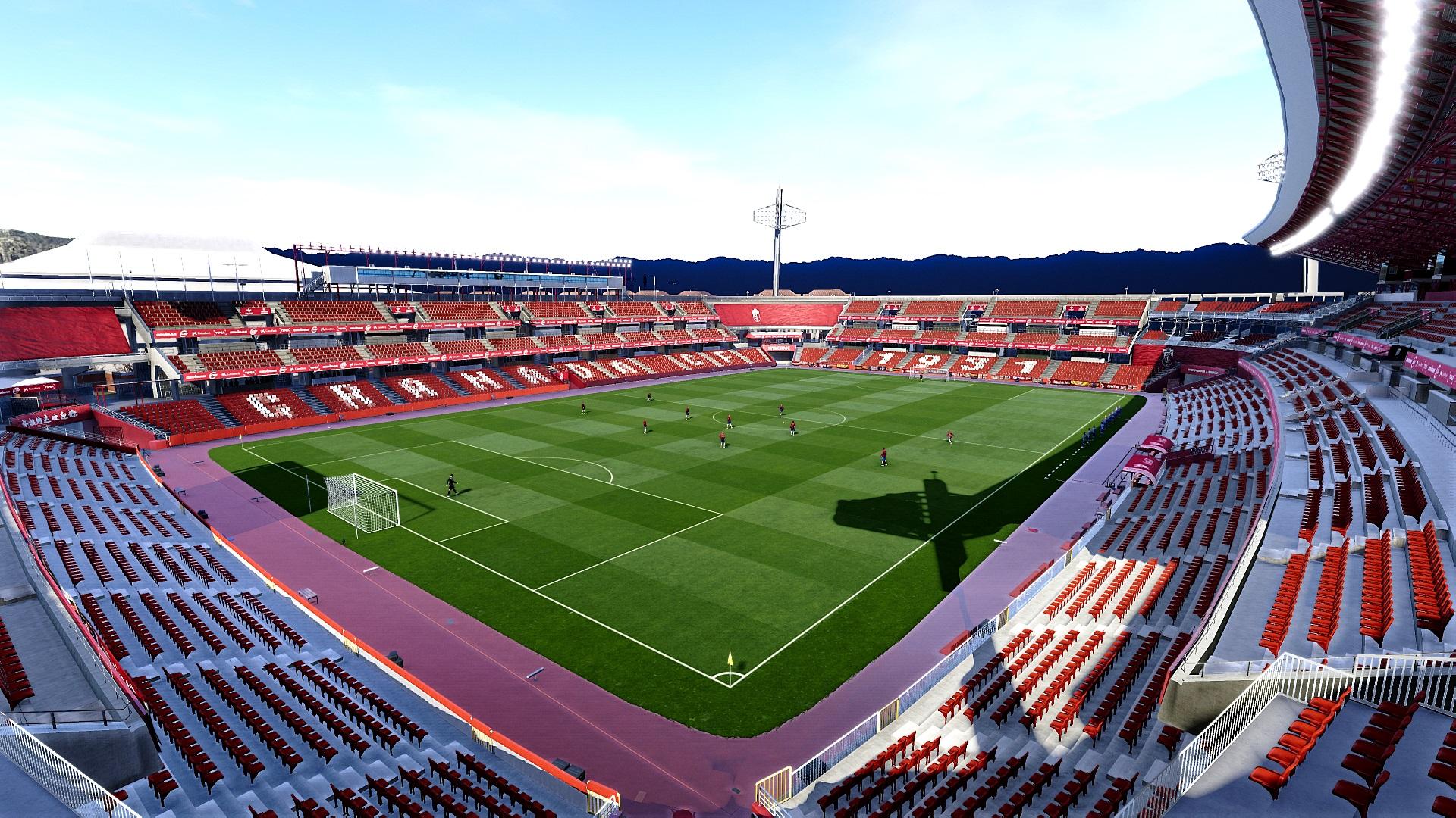 PES 2021 Nuevo Los Carmenes Stadium