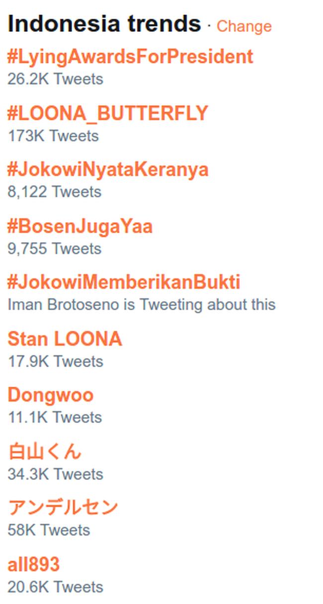 Asal Mula Tagar JokowiNyataKeranya