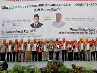 Deputi Penempatan BNP2TKI Hadiri Pembukaan KKN Kebangsaan Tahun 2018 Di Universitas Lampung