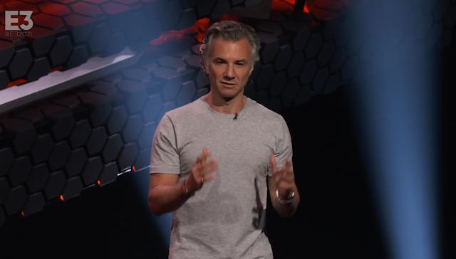 Diego Scotti Verizon Chief Marketing Officer E3 2021