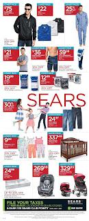 Sears Flyer April 20 – 26, 2017