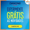 EXPERIMENTE GRÁTIS - Novidades DANONE