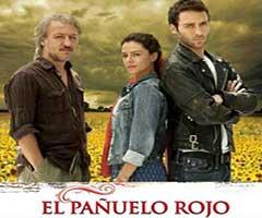 capítulo 56 - telenovela - el pañuelo rojo  - mega