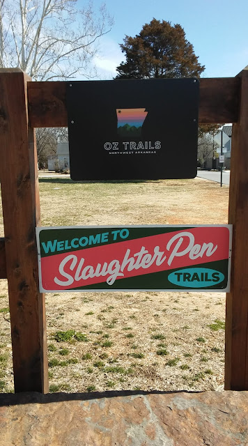 Slaughter Pen Trails