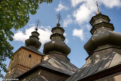 Zwieńczenia wież cerkiewnych