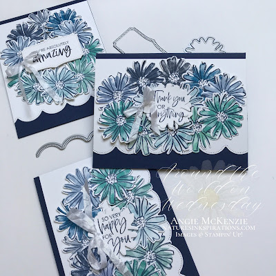 Weekly Digest - Week Ending April 17, 2021 | Nature's INKspirationa by Angie McKenzie for Around the World on Wednesday Blog Hop; Click READ or VISIT to go to my blog for details! Featuring a SNEAK PEEK of the Colors & Contours Bundle in the 2021-2022 Annual Catalog along with the Pierced Blooms Dies which are part of the In Blooms Bundle in the January-June 2021 Mini Catalog by Stampin' Up!®; #thankyoucards #stamping #aroundtheworldonwednesdaybloghop #awowbloghop #colorandcontourbundle #colorandcontourstampset #scallopedcontoursdies #sneakpeek #20212022annualcatalog #piercedbloomsdies #naturesinkspirations #diystationery #diycrafts  #makingotherssmileonecreationatatime #diecutting #monochromerainbowchallenge  #cardtechniques #stampinup #handmadecards #stampincutandembossmachine #stampinupcolorcoordination #papercrafts