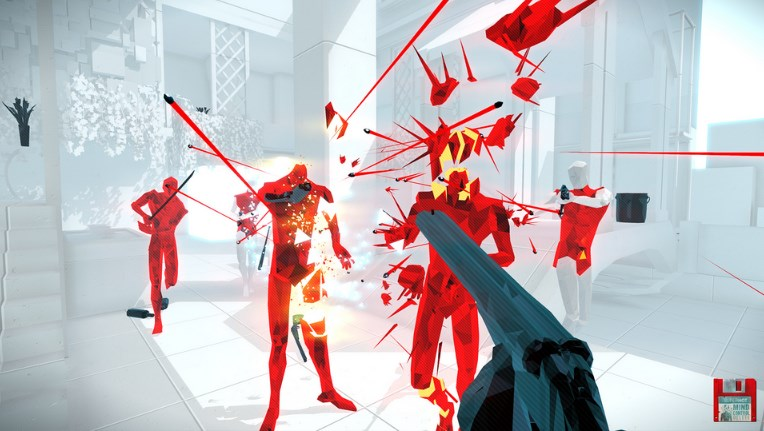 SuperHOT Mind Control Delete PC Full Español