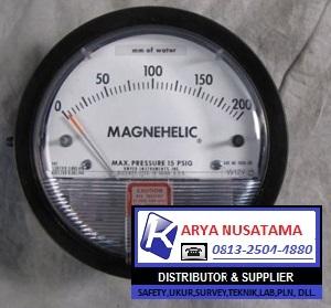Jual Dwyer Pressure Gage Range 0-200 di Denpasar