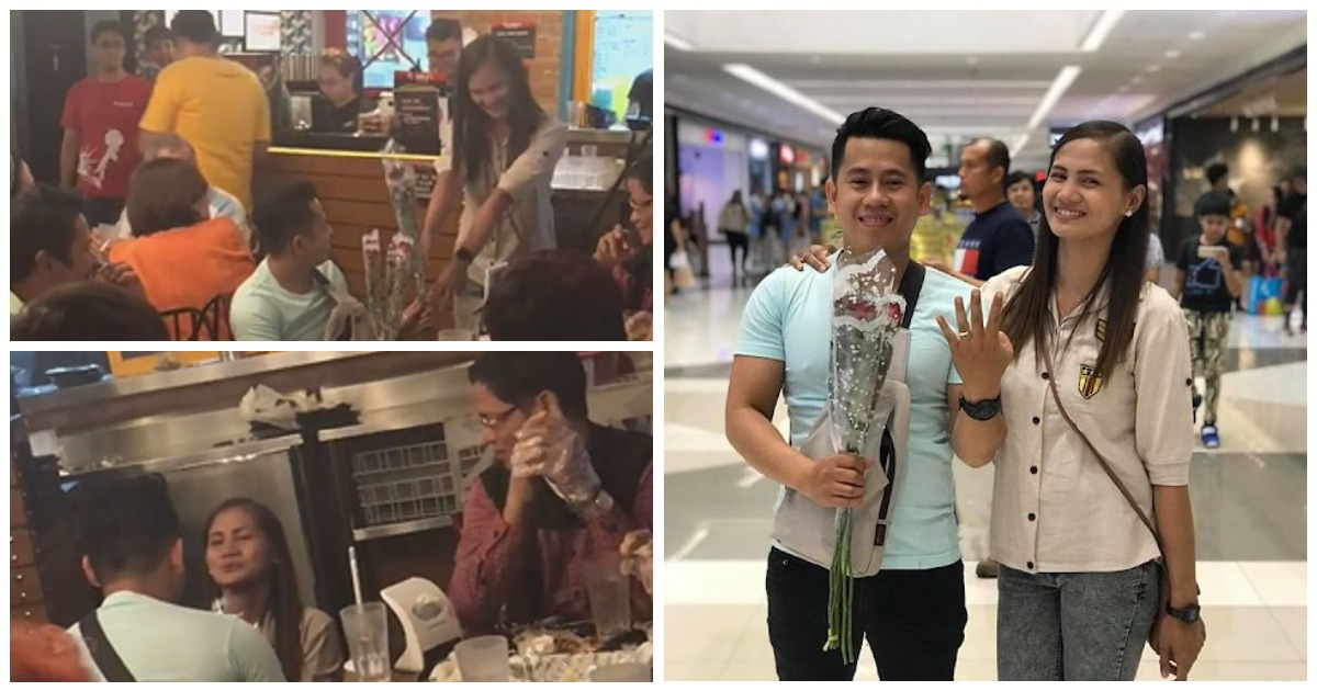 woman's surprise wedding proposal to her boyfriend draws mixed reactions