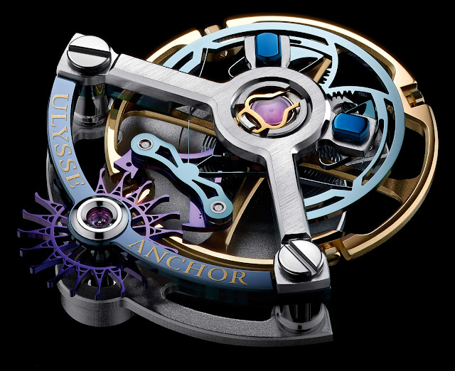 Ulysse Anchor Tourbillon6