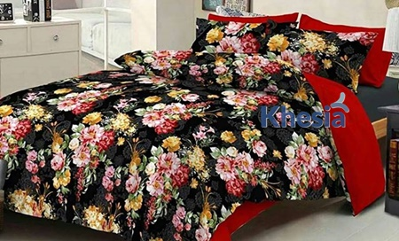 beli sprei dan bed cover online