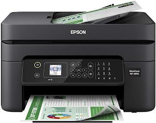 Epson Workforce WF-2830 Wireless Drivers Download