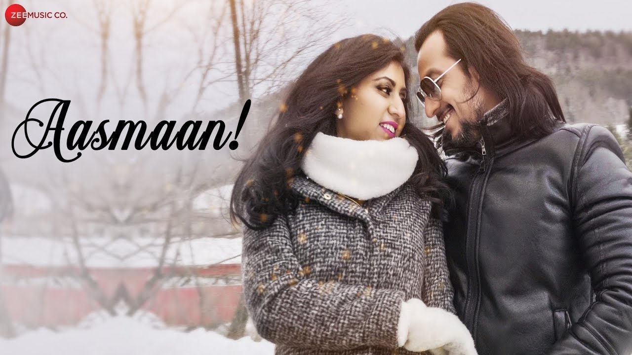 आसमान Aasman new song Lyrics by Priyasi