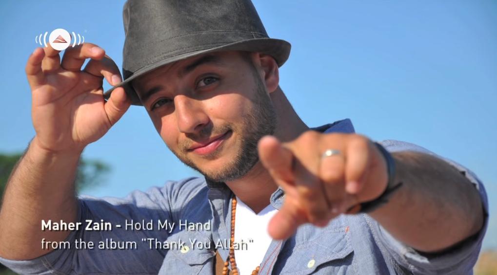 Video + Terjemahan Lirik Lagu Hold My Hand - Maher Zain