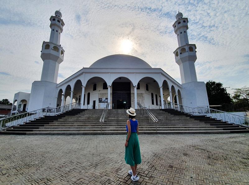 Mesquita Árabe Omar Ibn Al-Khattab