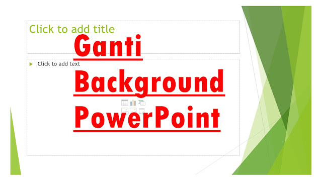 cara mengganti background powerpoint