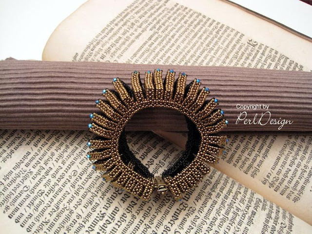 PerlDesign's Unusual Structural Beaded Jewelry Tutorials