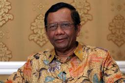 Wow! Mendadak Mahfud MD Bongkar Kelemahan Pemerintahan Jokowi