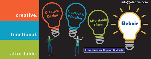 Elebnis Technology Offering Innovative Services web development packages