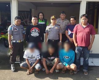 Polisi Amankan Jetli CS, Pelaku Kasus Penganiayaan Di Desa Tonsawang