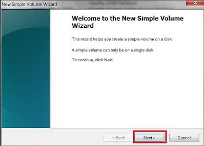 Menggunakan Utilitas Manajemen Disk