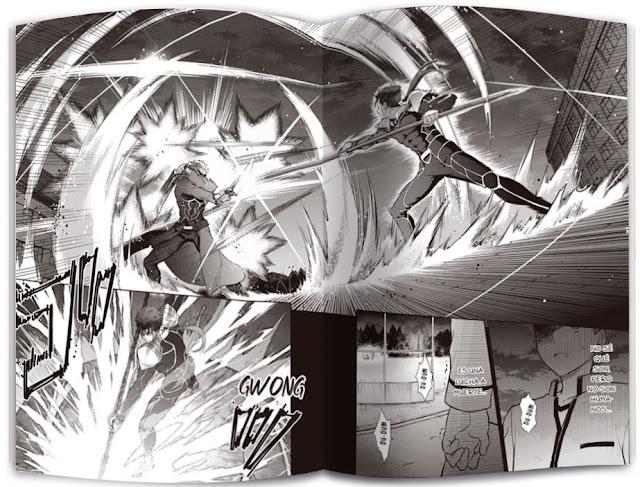 Reseña de Fate/stay night: Heaven's Feel vol. 2, de Taskohna - Ediciones Babylon