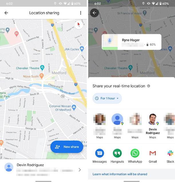 """Yeni arayüz, Google Haritalar'ın genelinde kullanılmaya başlanan yeni """"Materyal Tasarımı 2"""" görünümüyle daha uyumlu hale getirildi."""