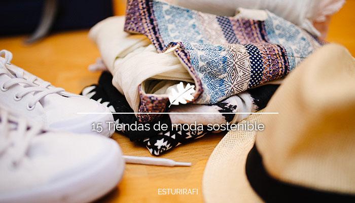 15 tiendas de moda sostenible para toda la familia