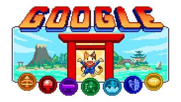 παιχνίδι Google Ολυμπιακοί Αγώνες