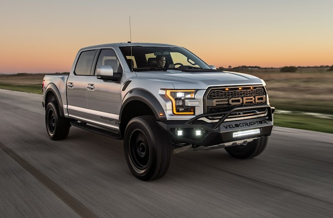 Review the Ford F-150 Raptor 2019