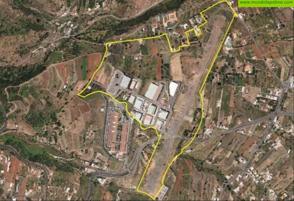 El Cabildo encarga la ordenación de los terrenos del antiguo Aeropuerto de Buenavista