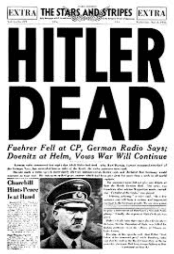 Adolf Hitler: how the Nazi leader died and why there was so much mystery about the final fate of his body